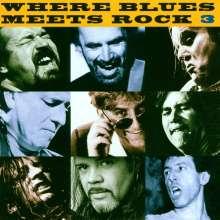 Where Blues Meets Rock 3, CD