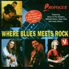 Where Blues Meets Rock 5, CD