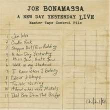 Joe Bonamassa: A New Day Yesterday: Live 2001, CD