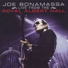 Joe Bonamassa: Live From The Royal Albert Hall 2009, 2 CDs