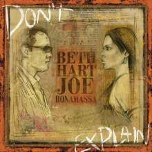 Beth Hart & Joe Bonamassa: Don't Explain, CD