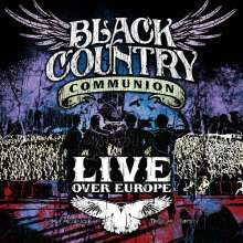 Black Country Communion: Live Over Europe, 2 CDs