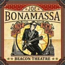 Joe Bonamassa: Beacon Theatre: Live From New York, 2 LPs