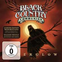 Black Country Communion: Afterglow (Limited Edition), 1 CD und 1 DVD