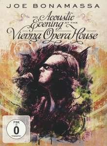Joe Bonamassa: An Acoustic Evening At The Vienna Opera, 2 DVDs