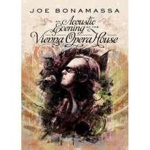 Joe Bonamassa: An Acoustic Evening At The Vienna Opera House, 2 DVDs