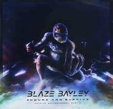 Blaze Bayley: Endure & Survive (Infinite Entanglement Part II), CD