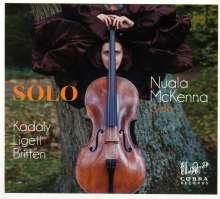 Nuala McKenna - Solo, CD