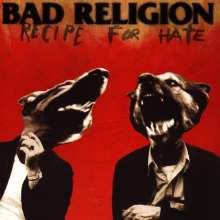 Bad Religion: Recipe For Hate, CD