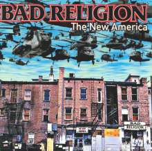 Bad Religion: The New America (remastered), LP