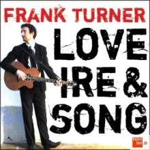 Frank Turner: Love Ire & Song, CD