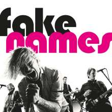 Fake Names: Fake Names, CD