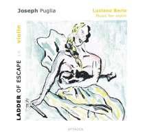 Luciano Berio (1925-2003): Kammermusik mit Violine, CD