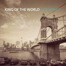 King Of The World: Cincinatti, CD