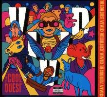 The Cool Quest: Vivid (Explicit), CD
