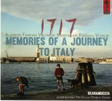 Memories of a Journey to Italy, CD