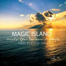 Magic Island Vol. 9: Music For Balearic People, 2 CDs