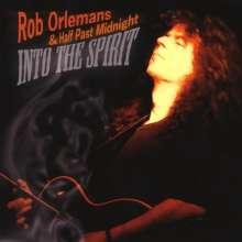 Rob Orlemans: Into The Spirit, CD