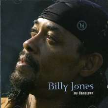 Billy Jones: My Hometown, CD