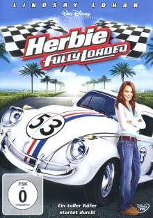 Herbie Fully Loaded - Ein Käfer startet durch, DVD