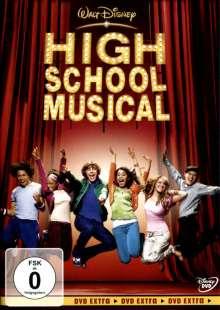 High School Musical, DVD