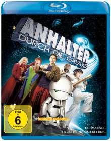 Per Anhalter durch die Galaxis (Blu-ray), Blu-ray Disc