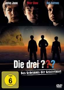 Die drei ??? - Das Geheimnis der Geisterinsel, DVD