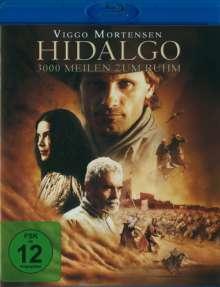 Hidalgo - 3000 Meilen zum Ruhm (Blu-ray), Blu-ray Disc
