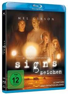 Signs - Zeichen (Blu-ray), Blu-ray Disc