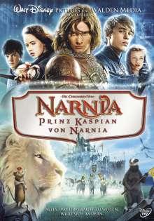 Die Chroniken von Narnia: Prinz Kaspian von Narnia, DVD