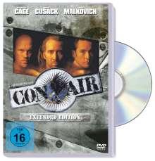 Con Air, DVD