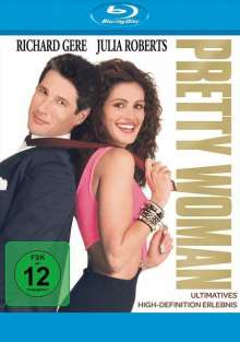 Pretty Woman (Blu-ray), Blu-ray Disc