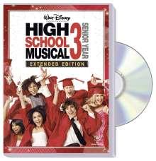High School Musical 3: Senior Year, DVD