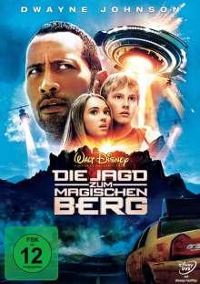 Die Jagd zum magischen Berg, DVD