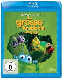 Das große Krabbeln (Blu-ray), Blu-ray Disc