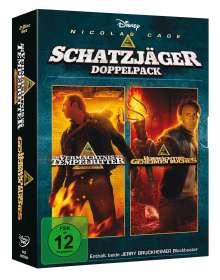 Schatzjäger Doppelpack, 2 DVDs