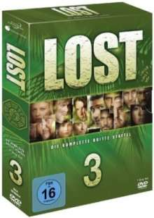Lost Staffel 3, 7 DVDs