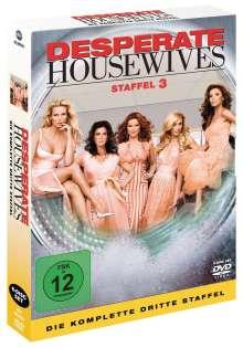 Desperate Housewives Season 3, 6 DVDs