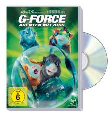 G-Force - Agenten mit Biss, DVD