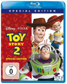 Toy Story 2 (Blu-ray), Blu-ray Disc