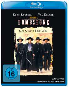 Tombstone (Blu-ray), Blu-ray Disc