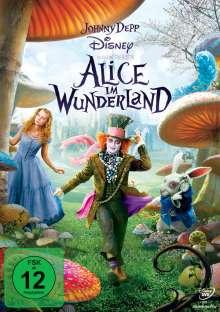 Alice im Wunderland (2009), DVD