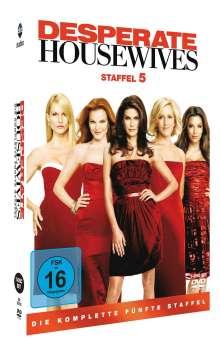 Desperate Housewives Season 5, 7 DVDs