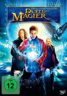 Duell der Magier, DVD