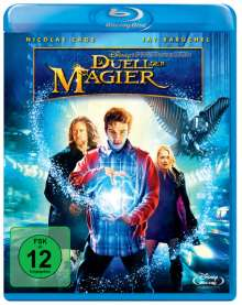 Duell der Magier (Blu-ray), Blu-ray Disc