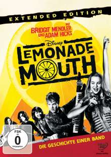 Lemonade Mouth, DVD