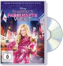 Sharpay's fabelhafte Welt, DVD