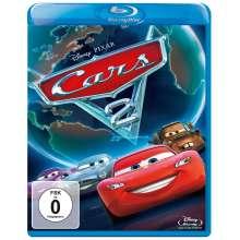 Cars 2 (Blu-ray), Blu-ray Disc