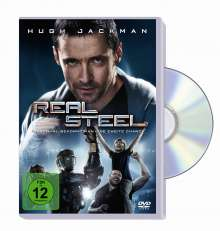 Real Steel, DVD