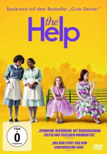 The Help, DVD